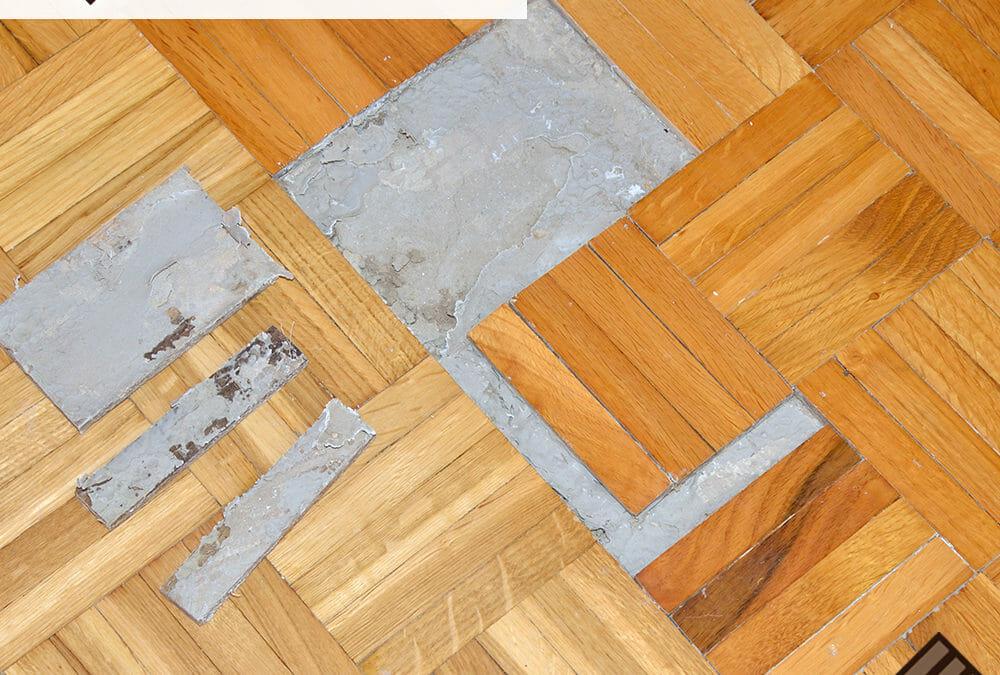 Repairing Water Damaged Hardwood Floors