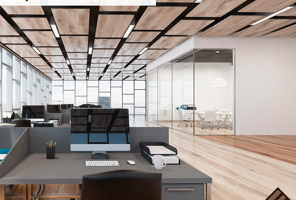 4 Reasons You Need Hardwood Flooring in Your Office Space