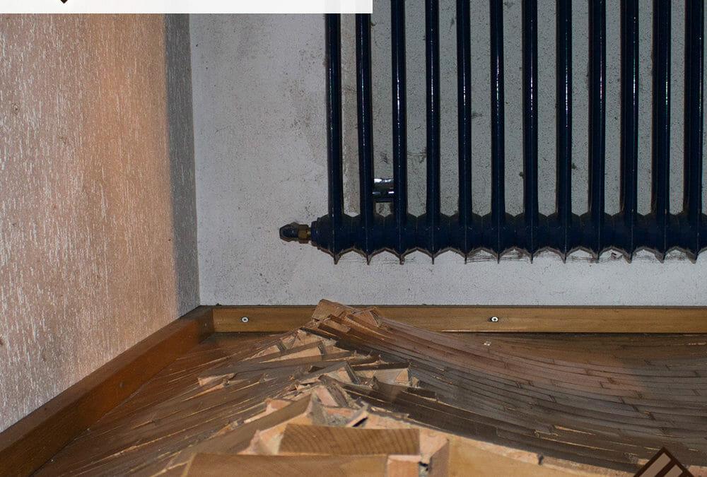 Repairing Water Damaged Wood Floors