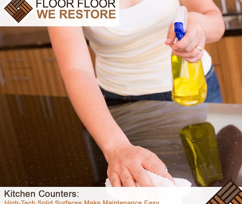 Kitchen Counters: