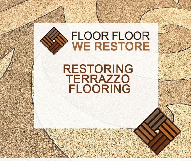 Restoring Terrazzo Flooring Floorfloorwerestore