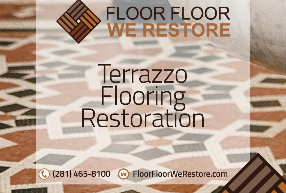 Terrazzo Flooring Restoration